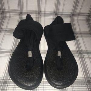 Sanuk Recycled Yoga Mat Sandals